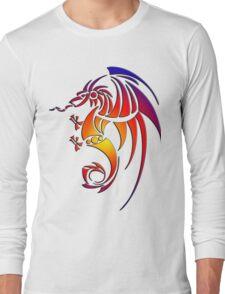 Dragissous V1 dragon Long Sleeve T-Shirt