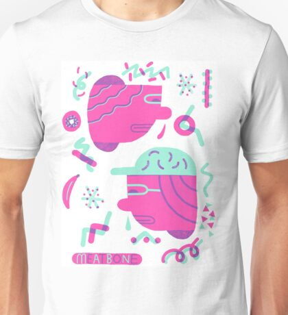 Funky Heads Unisex T-Shirt