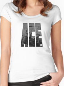 Ace Women's Fitted Scoop T-Shirt