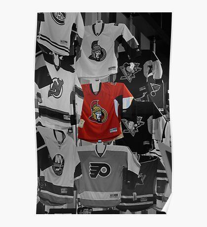 Ottawa Senators Poster