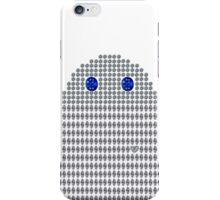 Blue-eyed Boo iPhone Case/Skin
