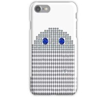 Blue-eyed Boo iPhone Case/Skin
