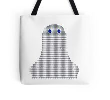 Blue-eyed Boo Tote Bag