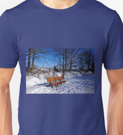 Winter Time Out Unisex T-Shirt