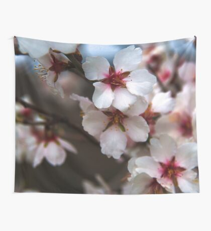 Spring is coming Wall Tapestry