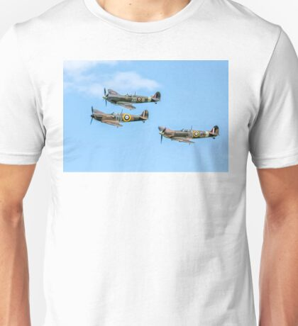 A Vic of Spitfires Unisex T-Shirt