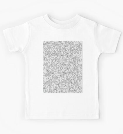 Some Guy That is Shy. Kids Tee