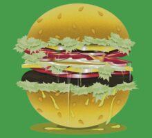 Hamburger Love by Clickcreations