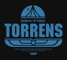 Torrens (blue) by Olipop