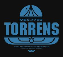 Torrens (blue) Kids Clothes