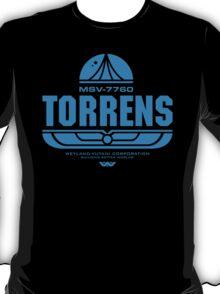 Torrens (blue) T-Shirt