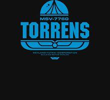 Torrens (blue) Unisex T-Shirt