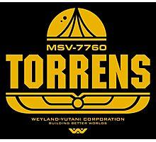 Torrens (yellow) Photographic Print