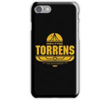 Torrens (yellow) iPhone Case/Skin