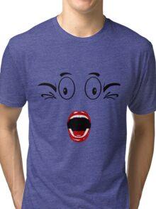 woowwwww Tri-blend T-Shirt