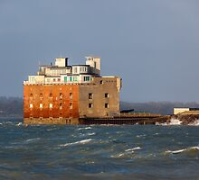 Fort Albert by manateevoyager