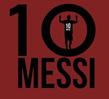 Messi 10 by Kcaveye