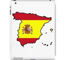 Spain iPad Case/Skin