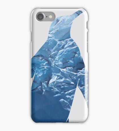 Ice Penguin iPhone Case/Skin