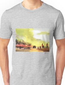 On Vacation Unisex T-Shirt