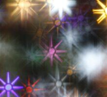 Starburst Lights - Lomography Daguerreotype Achromat Photograph Sticker