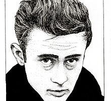 Oh My! James Dean! by Chloé Arzuaga