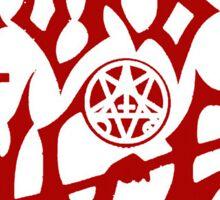 Morbid Angel Logo Sticker