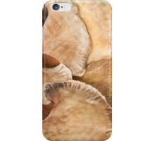 honey mushrooms iPhone Case/Skin