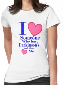 Parkinsons disease awareness shirt special tees special people Womens Fitted T-Shirt