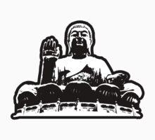 Buddha by cadellin