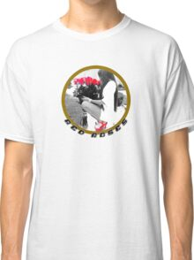 Red Roses Girl Classic T-Shirt