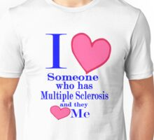 Multiple Sclerosis awareness MS special tees special people Unisex T-Shirt