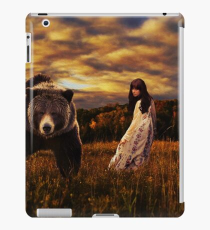 Protected iPad Case/Skin