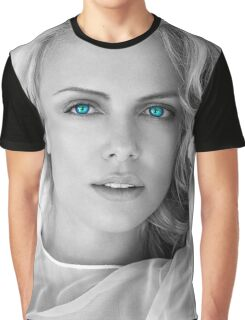 Mrs. Theron Graphic T-Shirt