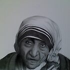 Mother Teresa by ttpd618