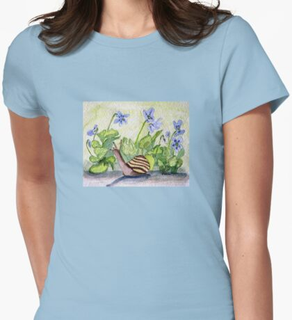 Harold in the Violets T-Shirt