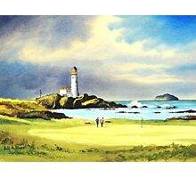 Turnberry Golf Course Scotland Photographic Print