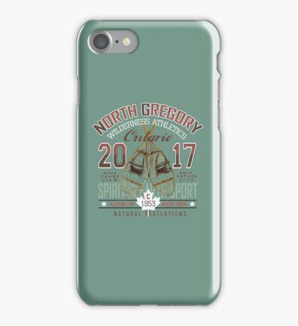 spirit sports iPhone Case/Skin