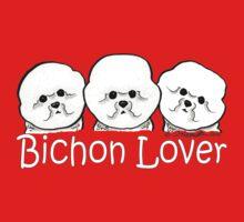 Bichon Lover Kids Clothes