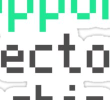Support vector machines (green) Sticker
