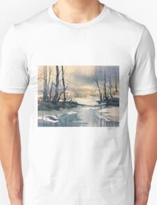 Meltwater - Skipwith Common Unisex T-Shirt