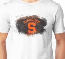 Syracuse University Watercolor Logo Unisex T-Shirt