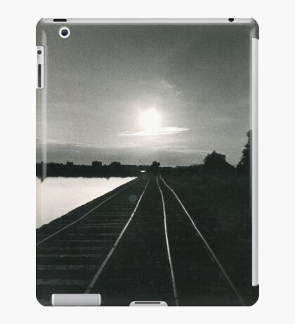 Railroad to........ iPad Case/Skin