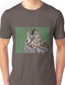 Soft Back Feathers Unisex T-Shirt