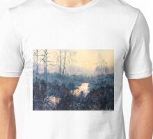 Sunset on Skipwith Common Unisex T-Shirt