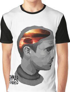 John- universal minds (white) Graphic T-Shirt