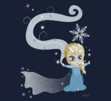 Queen Elsa and her Storm Kids Clothes