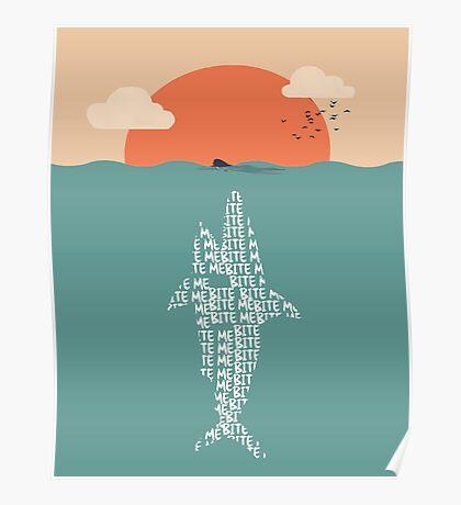 Shark Bite Poster