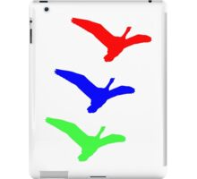 Primary Geese iPad Case/Skin