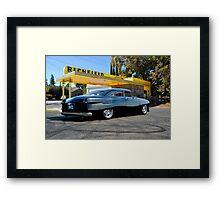 1950 Ford Custom Coupe I Framed Print
